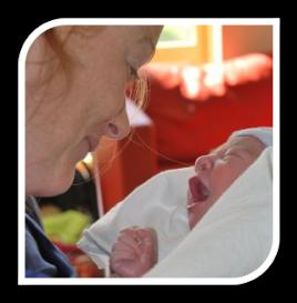 zware baby bij geboorte